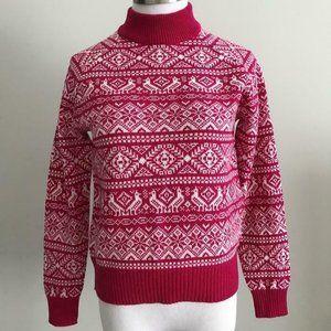 J.Crew $79.50 Cheerful Mockneck Sweater AF009
